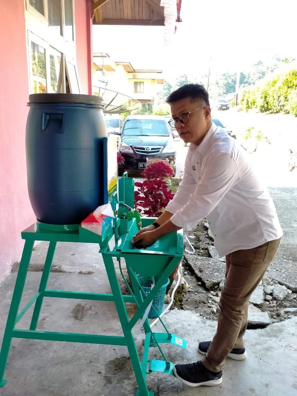 Protokol Kesehatan Disparbud Kabupaten Solok